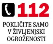 Nujna pomoč 112
